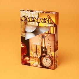 Set 6 Lumanari Parfumate CRA0525
