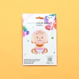 Balon Folie Fetita PRT0116