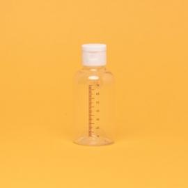 Recipient Plastic 75 ml COS0153