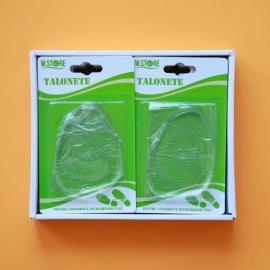 Pernute Silicon Transparente pentru Pantofi 025515