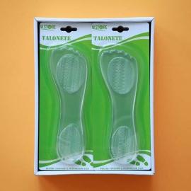 Pernute Silicon Transparente pentru Pantofi 025524
