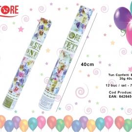 Tun Confetti Bancnote 20g 40cm 026079