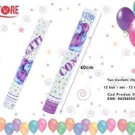 Tun Confetti 25g 40cm 026085