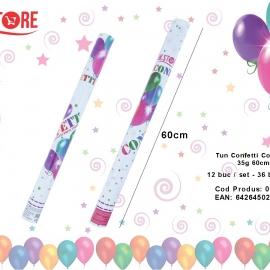 Tun Confetti 35g 60cm 026089