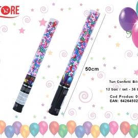 Tun Confetti Bile 50cm 026092