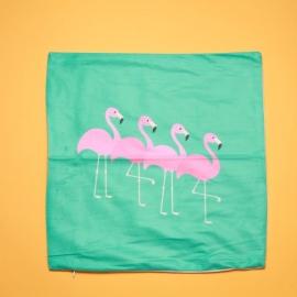 Fata de Perna Decorativa Flamingo 028767
