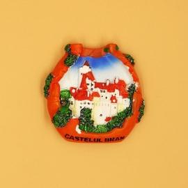 Magnet Suvenir Castelul Bran MAG050
