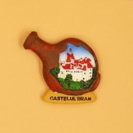 Magnet Suvenir Castelul Bran MAG004