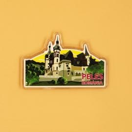 Magnet Suvenir Castelul Peles MAG079