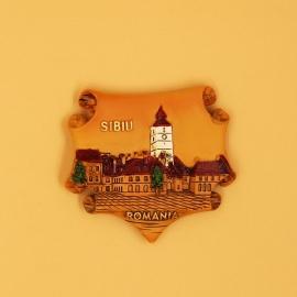 Magnet Suvenir Sibiu MAG070