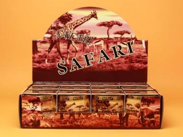 Lumanare Pahar Safari LUM0013