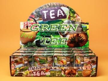 Lumanare Pahar Green Tea LUM0011
