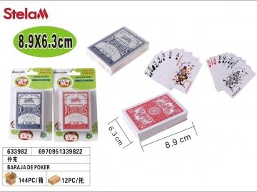 Carti de Joc 797 8.9x6.3cm 633982