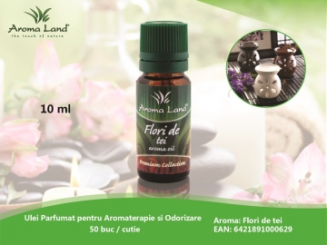 Ulei Parfumat 10ml Aroma Oil Flori de Tei 100062