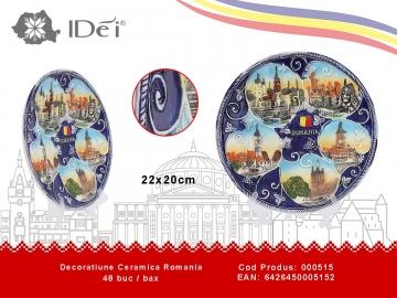Decoratiune Ceramica Romania 000515