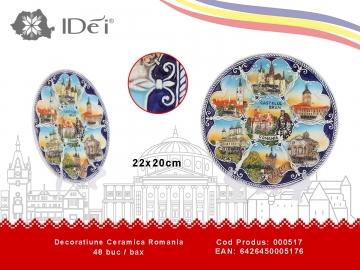 Decoratiune Ceramica Romania 000517