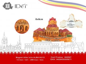 Magnet Alba Iulia ALBA14U13 000567