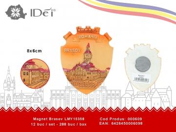 Magnet Brasov LMY15358 000609