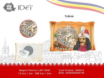 Magnet Poenari LMY15362 000610