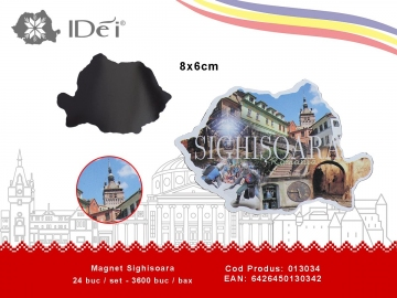Magnet Sighisoara 013034