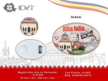 Magnet Alba Iulia cu Desfacator FC01595 014421