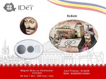Magnet Bran cu Desfacator FC01601 014426