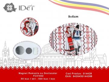 Magnet Romania cu Desfacator FC01602 014428