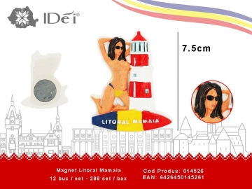 Magnet Litoral Mamaia 014526