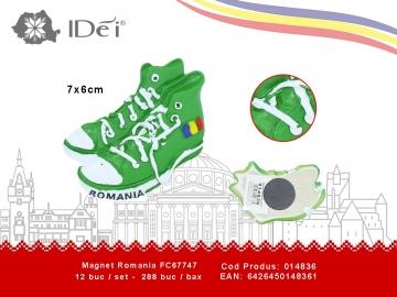 Magnet Romania FC67747 014836