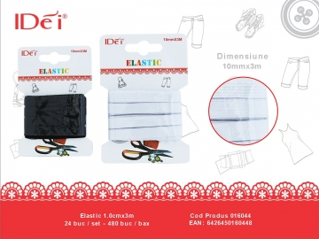 Elastic 1.0cmx3m 016044