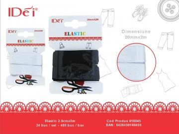 Elastic 2.0cmx2m 016045