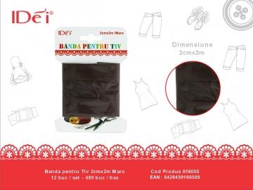 Banda pentru Tiv 2cmx2m Maro 016050