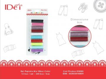 Set Papiote Ata 10buc Color 016069