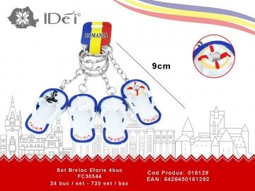 Set Breloc Eforie 4buc FC30544 016129
