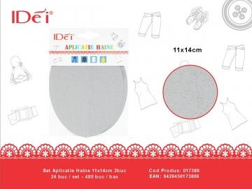 Set Aplicatie Haine 11x14cm 2buc 017380