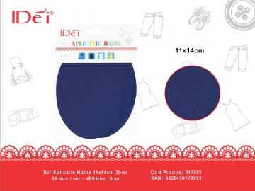 Set Aplicatie Haine 11x14cm 2buc 017381
