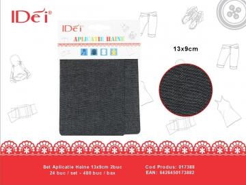 Set Aplicatie Haine 13x9cm 2buc 017388