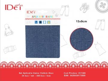 Set Aplicatie Haine 13x9cm 2buc 017389