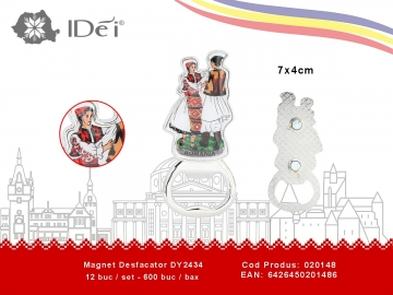 Magnet Desfacator DY2434 020148