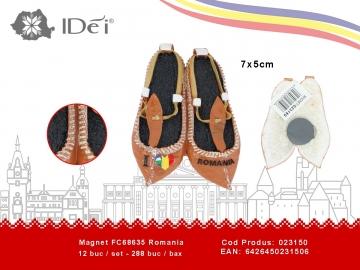 Magnet FC68635 Romania 023150