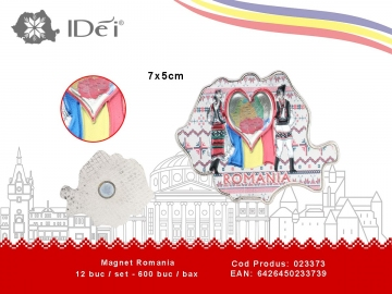 Magnet Romania 023373