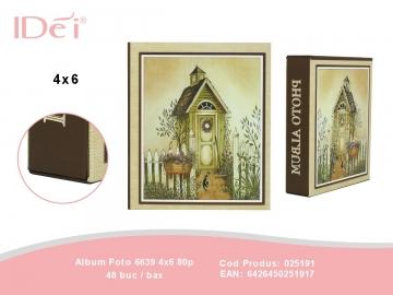 Album Foto 6639 4x6 80p 025191