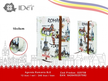 Agenda Romania BJ2 025758