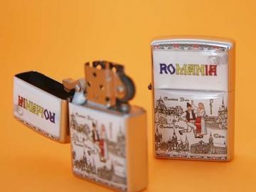 Bricheta Romania Alb 026062