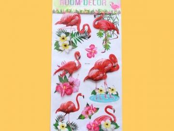 Stickere Home Deco Flamingo Unicorn 027758