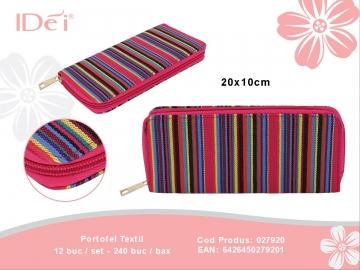 Portofel Textil 027920