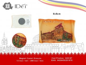 Magnet Castel Dracula 029187