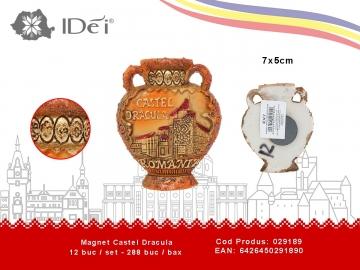 Magnet Castel Dracula 029189