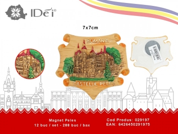 Magnet Peles 029197