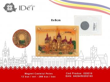 Magnet Castelul Peles 029216